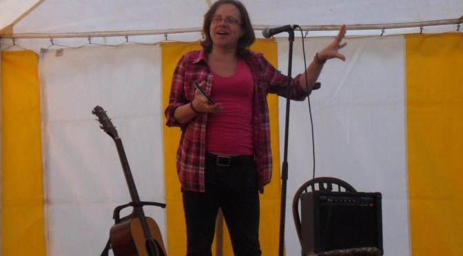 Gypsy in the Field Festival, Performing stand-up