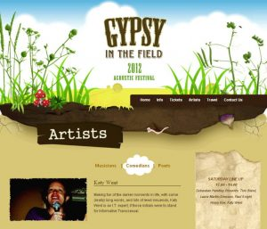Gypsy in the Field 2012