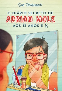 A Portuguese edition of the Secret Diary of Adrian Mole