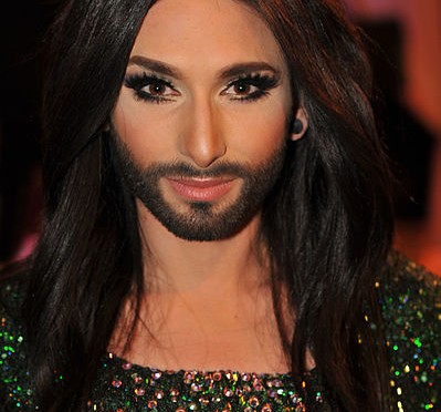 Eurovision, entertainment, entente or enmity? Austria's Conchita Wurst Genderqueer Drag act wins! Russian revulsion and reactions