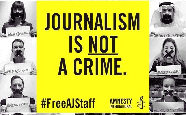 World Press Freedom Day – Journalism is essential to political accountability and personal liberty