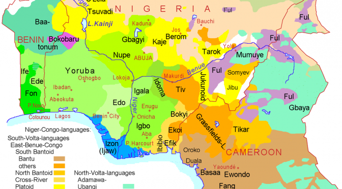Why Nigeria's North South Distinction Is Important