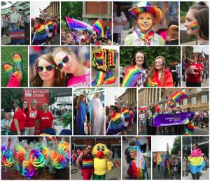 9th Norwich Pride 2017