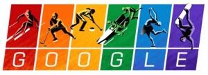 Google Winter Oympics, Sochi Russia, LGBT Doodle