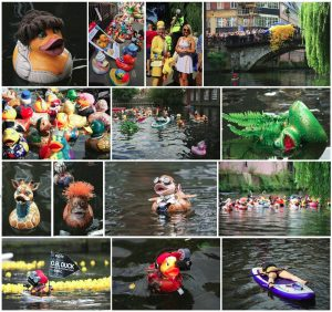 Grand Norwich Duck Race #GNDR17 Break Charity