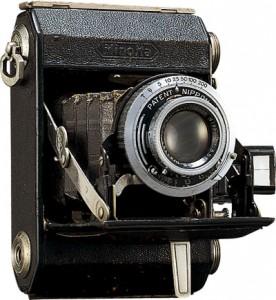 Minolta 1932 Semi 120mm folding camera