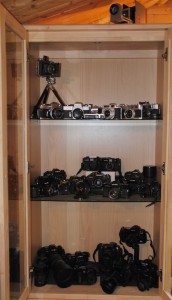 Minolta Camera Collection