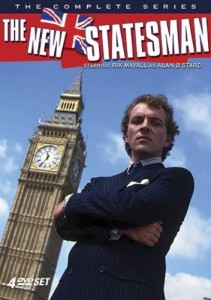 New Statesman DVD