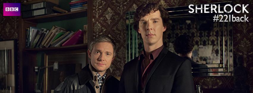 Sherlock BBC 221back facebook