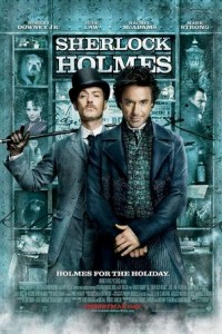 Sherlock Holmes theatrical release poster Wiki