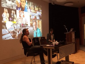 CN Lester and Katy Jon Went panel on why Trans rights are not just a fringe issue Pride 2014