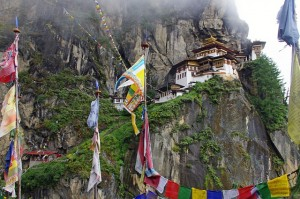 Takshang Bhutan Buddhist Monastery