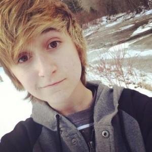 Trans teen Ash Haffner via Twitter