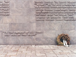 "Bergen-Belsen ""To the memory of all those who died in this place"" © KatyJon"