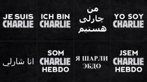 Je suis Charlie translations