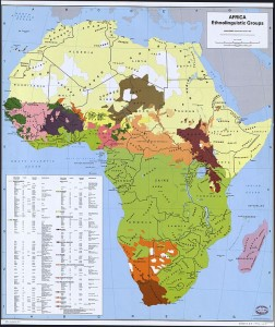 Africa ethnic language groups Wikipedia via CIA 1996