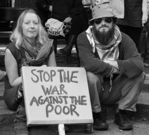 Stop the war against the poor