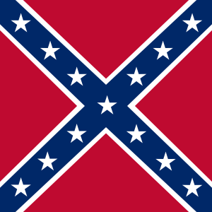 Northern Virginia Confederate Battle Flag