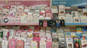 For Him For Her Greetings Cards