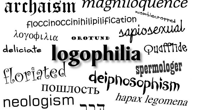 Logophilia words
