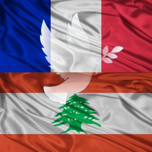 France and Lebanon, Paris and Beirut, Peace
