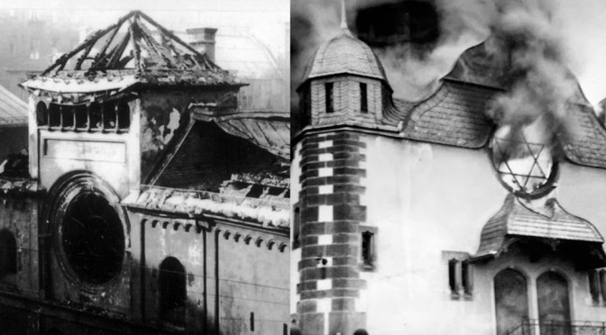 Kristallnacht – European Xenophobia still a risk 77 years on