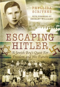 Joe Stirling - Escaping Hitler by Phyllida Scrivens