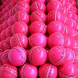 Kookaburra Pink Cricket Ball
