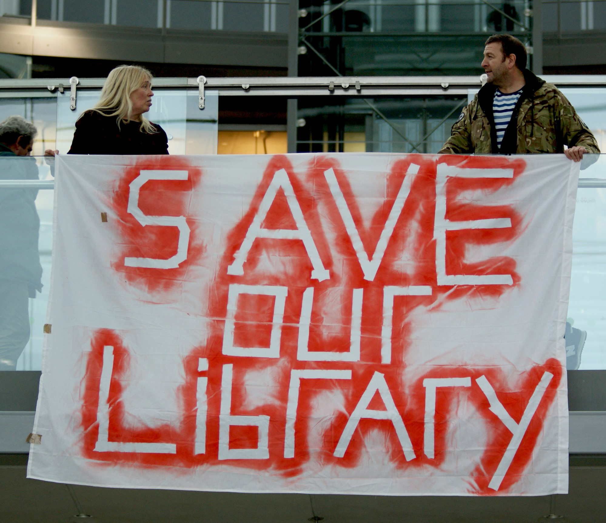 Austerity Cuts continue to hit Library Services in Norfolk, locals