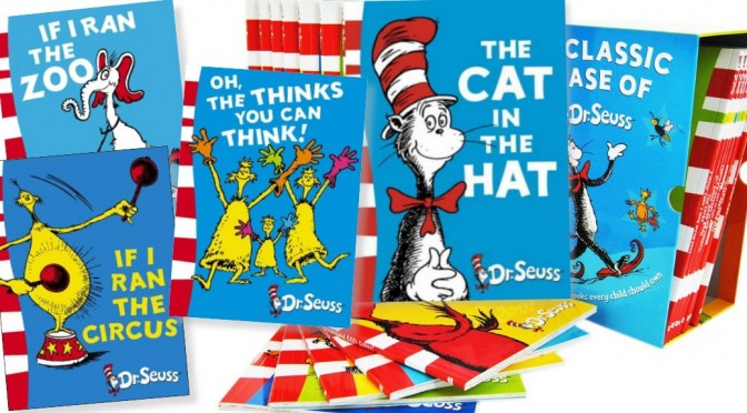 Happy Birthday to you Dr Seuss, his best guidance for life Quotes
