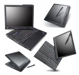 IBM Thinkpad X41 Tablet