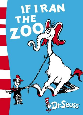 if i ran the zoo If i ran the zoo first edition early printing dr seuss 1950 rare book see more like this vintage dr seuss 3-pack sealed- if i ran the zoo if i ran the circus sleep book.