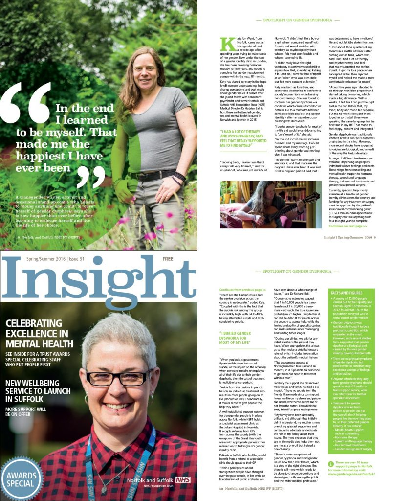 NSFT NHS Insight Magazine