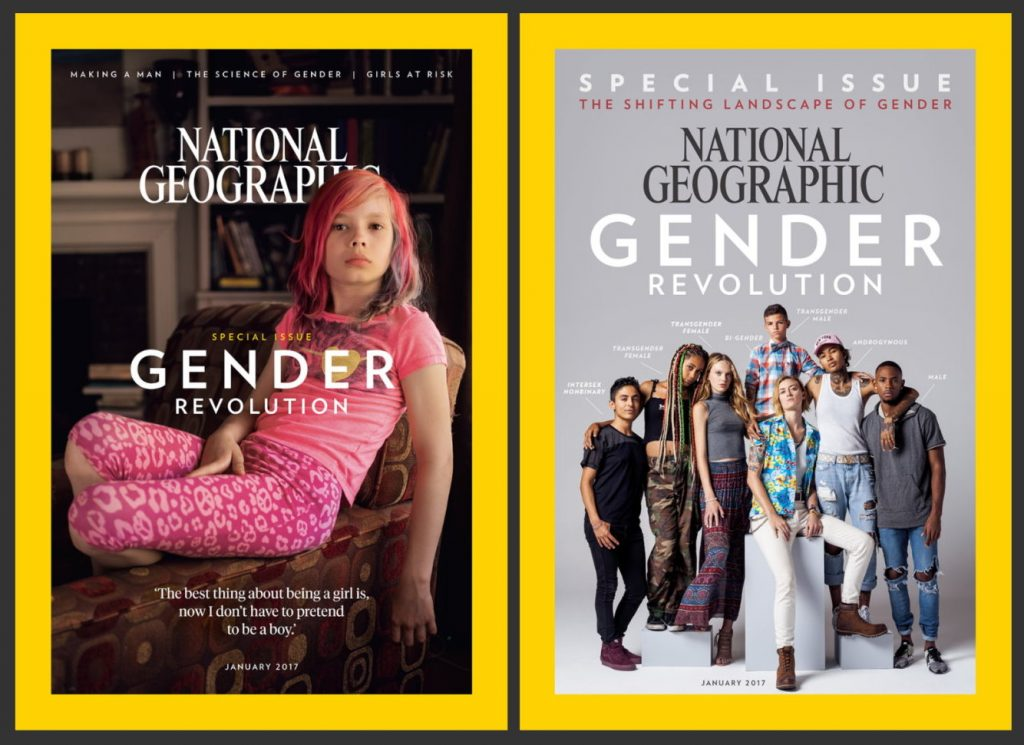 National Geographic, Gender Revolution