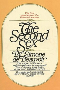 Simone de Beauvoir - The Second Sex, 1949