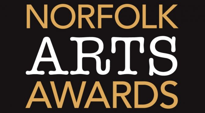 Hostry Festival Norfolk Arts Awards EDP 2016