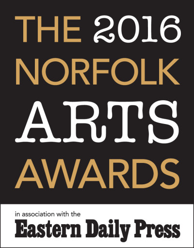 Image result for norfolk arts award 2016 logo