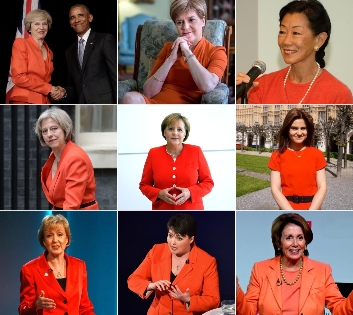 Political Fashion Orange is the new Black