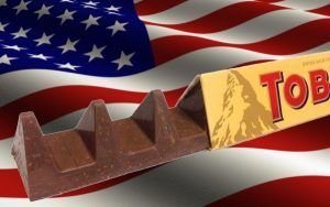 American-owned Toblerone changes
