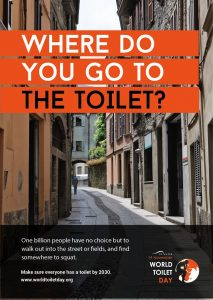 World Toilet Day, access for all by 2030