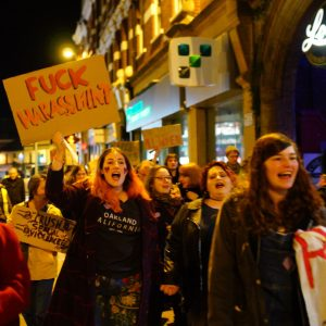 Norwich Reclaim the Night Fuck Harassment