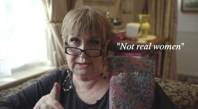 Jenni Murray on Trans as not Real Women