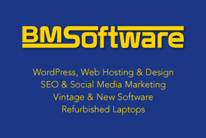 BMSoftware - vintage and new software, Thinkpads, Tech & Web Development, SEO, SMM