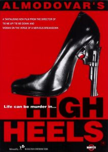 "Almodovar ""Life can be murder in high heels"""