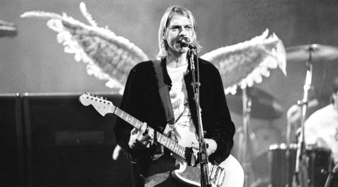 Kurt Cobain, RIP in memoriam; On Being Yourself and too much Empathy