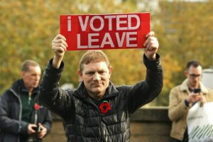 I voted Leave