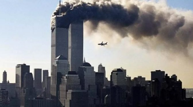 Twin Towers Terrorism 9/11 2001